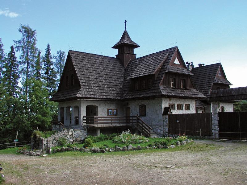 Klasztor Braci Albertynów na Śpiącej Górce