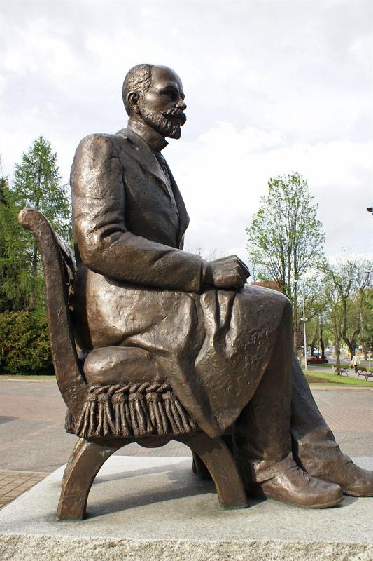 Pomnik dra Andrzeja Chramca