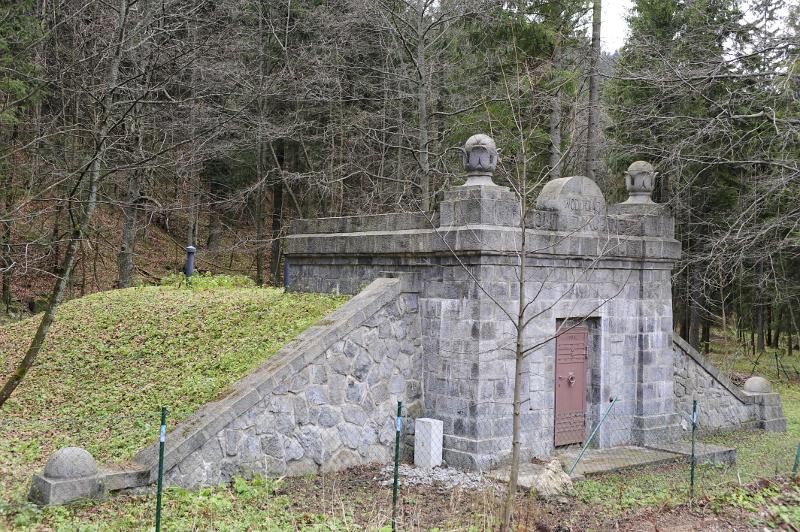 Zbiornik wody, Aleja Przewodników Tatrzańskich